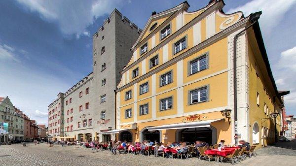 Lecker Essen gehen in der Regensburger Altstadt